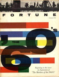 Fortune magazine January 1959