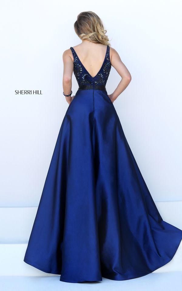48537b1f45e Sherri Hill 50233. Sherri Hill 50233 Gorgeous Prom Dresses ...