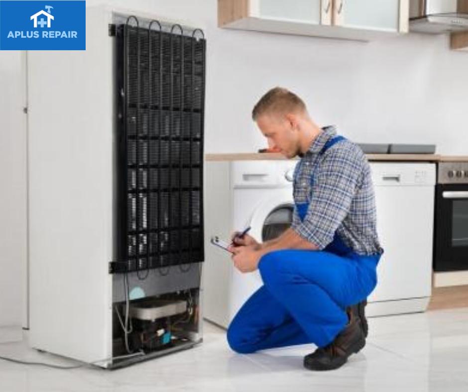 Frigidaire Appliance Repair Montreal Aplus Repair Refrigerator Repair Appliance Repair Freezer Repair