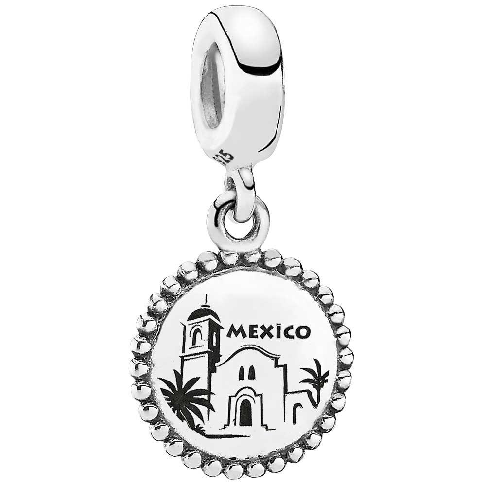 Pandora Mexico Unforgettable Moment Charm | Pandora mexico ...