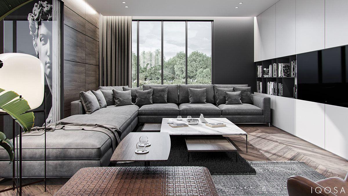 house in riyadh on behance luxury3bedroomsflatlelouvre