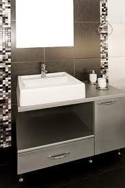 Frise verticale | Déco coin salle de bain | Pinterest | Salle de ...