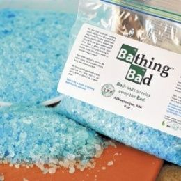 Bathing BaD Bath Salts on the redditgifts Marketplace