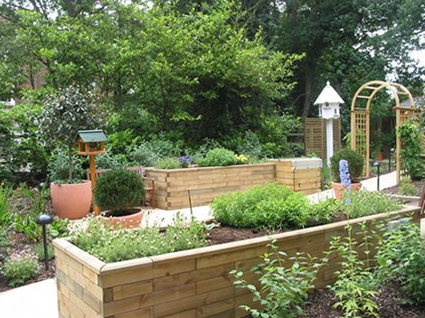 Dementia garden! | Sensory garden, Garden projects, Garden