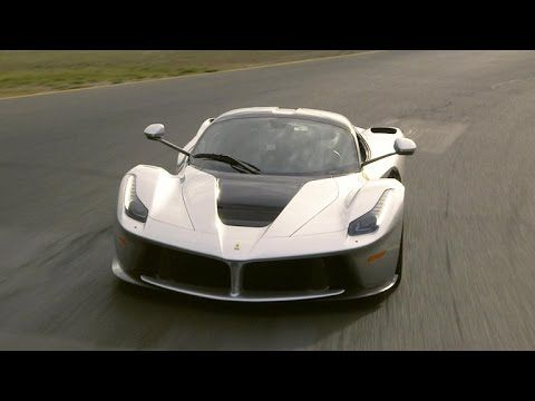 On the road: 2015 LaFerrari - http://eleccafe.com/2016/02/03/on-the-road-2015-laferrari/