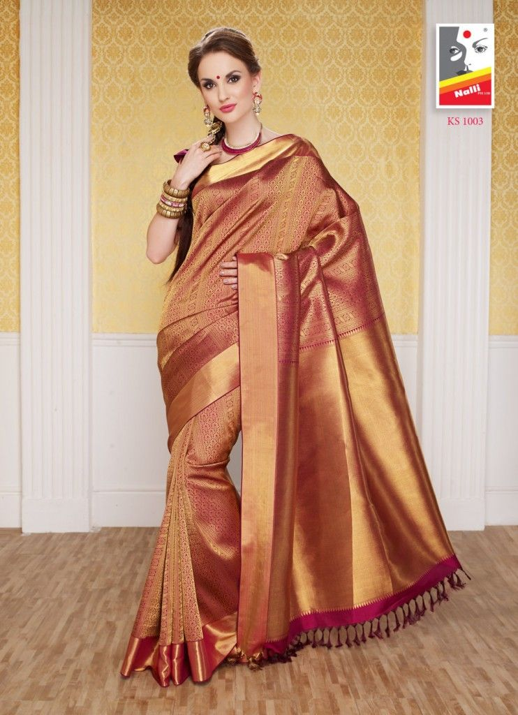 ed12ed9026 Nalli Silk Sarees | annie collection | Nalli silk sarees, Nalli ...