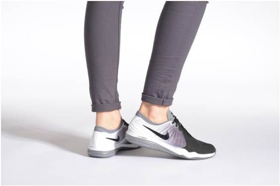 brand new factory outlet detailed images Nike W Nike Dual Fusion Tr 4 Print Sport shoes model view | Nike ...