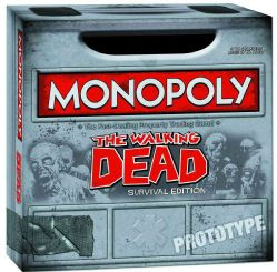 Monopoly Walking Dead Survival Edition | Overstock™ Shopping - Great Deals on The Walking Dead Board Games