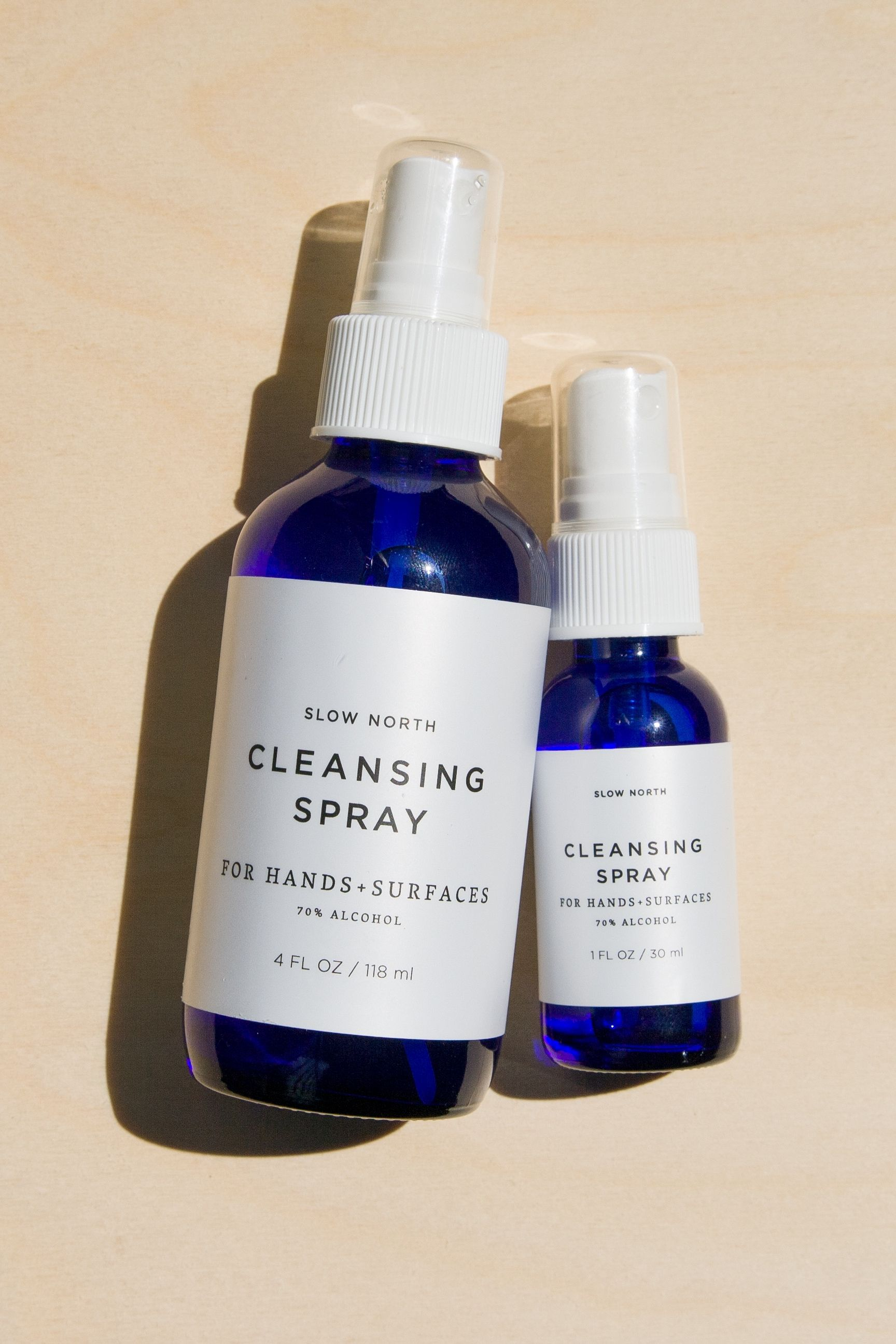 Stay clean on the go! Our essential oil infused cleanser will brighten your mood with every spritz! 🍊🍋  #citrusessentialoils #summervibes #summerscents #natural #vegan #sustainablysourced #handmade #kidfriendly #summerwiththekids #keepingclean #naturalcleaner #bigandmini