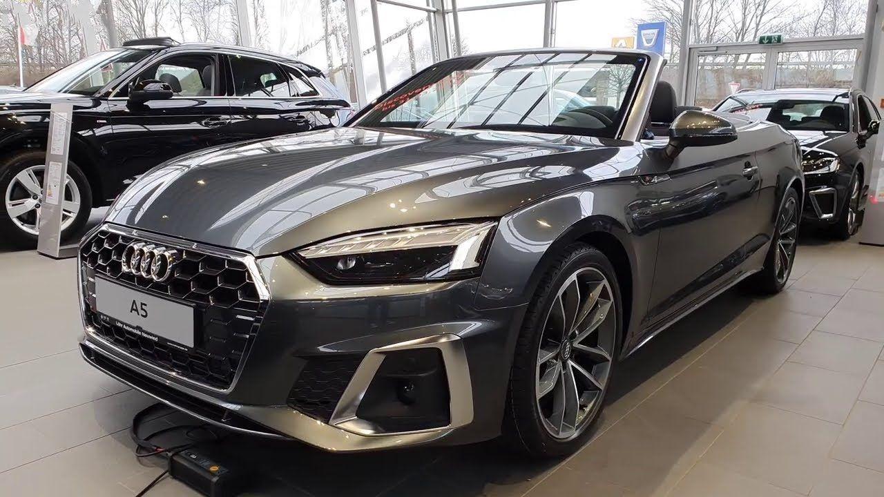 2020 Audi A5 Cabriolet Walkaround In 2020 A5 Cabriolet Audi A5 Cabriolets