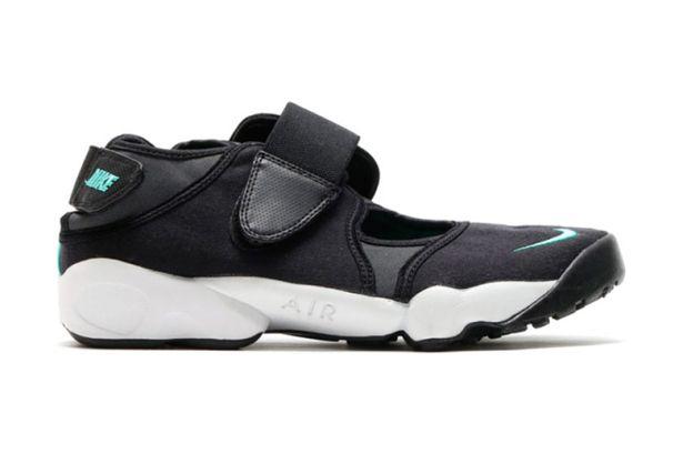 Nike Air Rift Black Mint  8ef291228