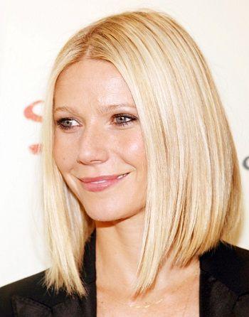 Gwyneth Paltrow Bob Hairstyles For Fine Hair Medium Hair Styles Hair Styles Bob Hairstyles For Fine Hair