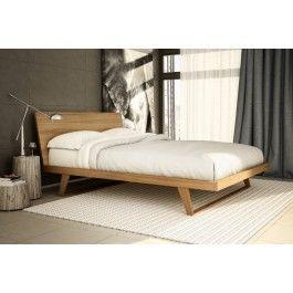 Malta Bed Mobican Made In Canada Contemporary Bedroom Contemporary Furniture Stores Furniture