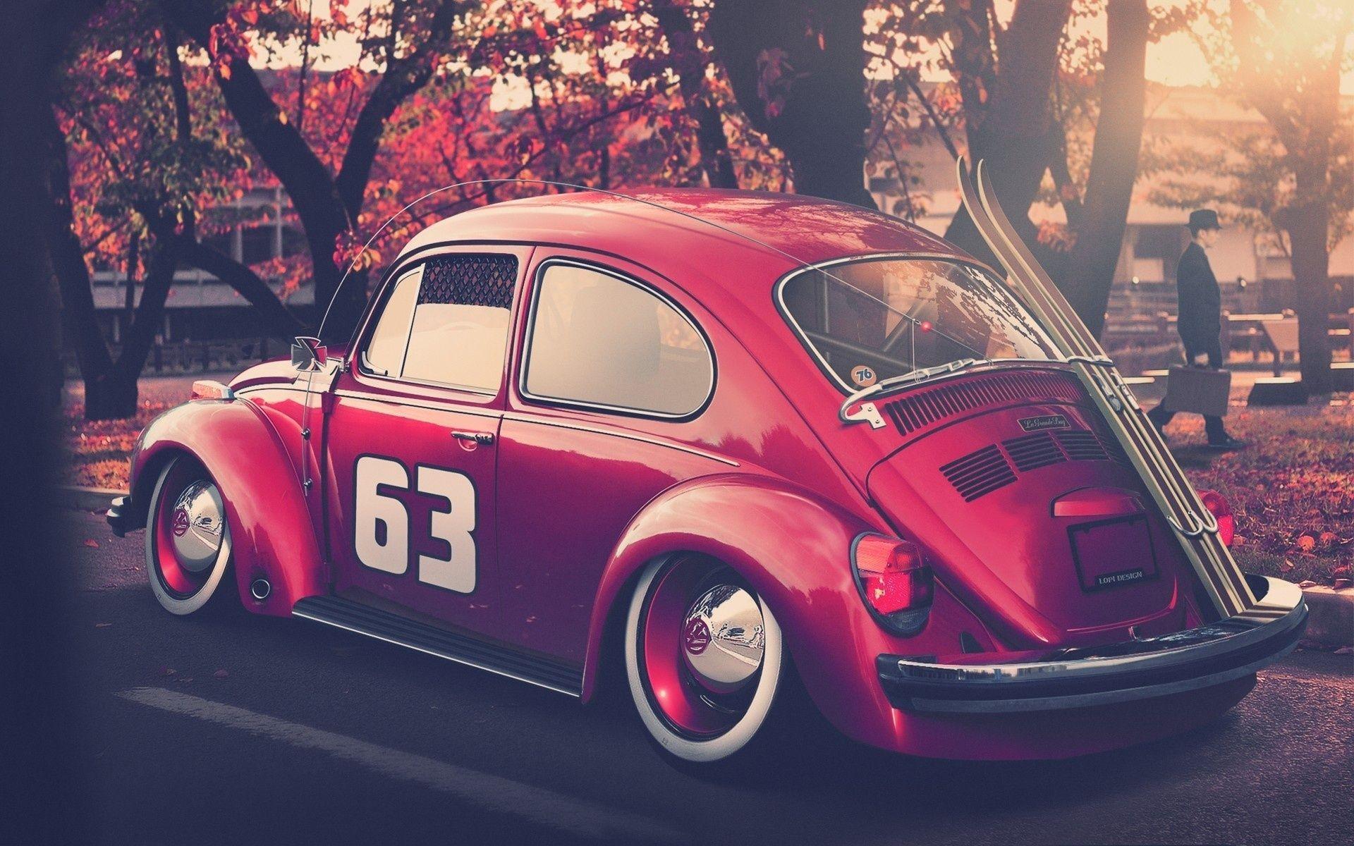 Volkswagen Retro Vehicles Cars Vw Classic Cars Wallpaper