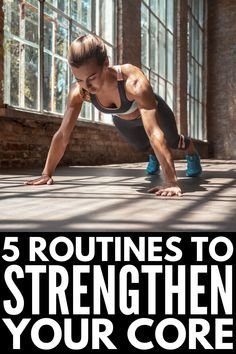 5 core workout routines you can do at home  perfect for