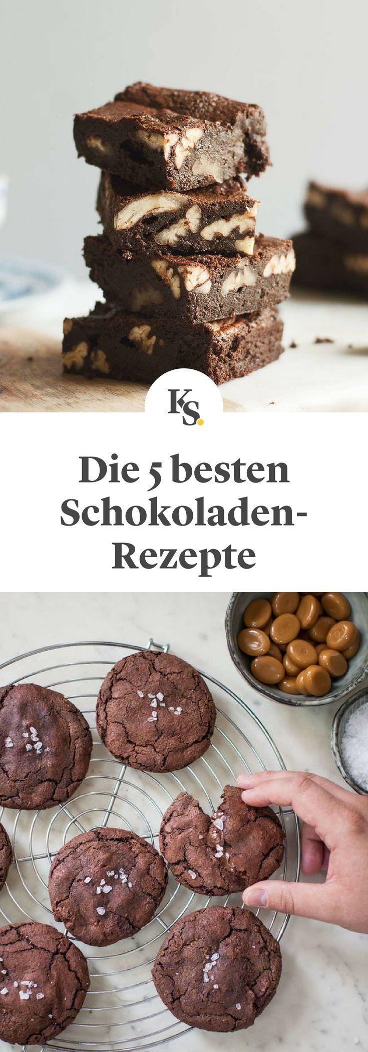 5 Rezepte für bekennende Schokoholiker | Stories | Kitchen Stories