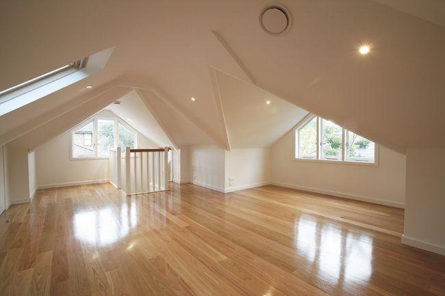 amusing attic loft interior design | Using Angled Ceilings - Converting your Attic into a ...