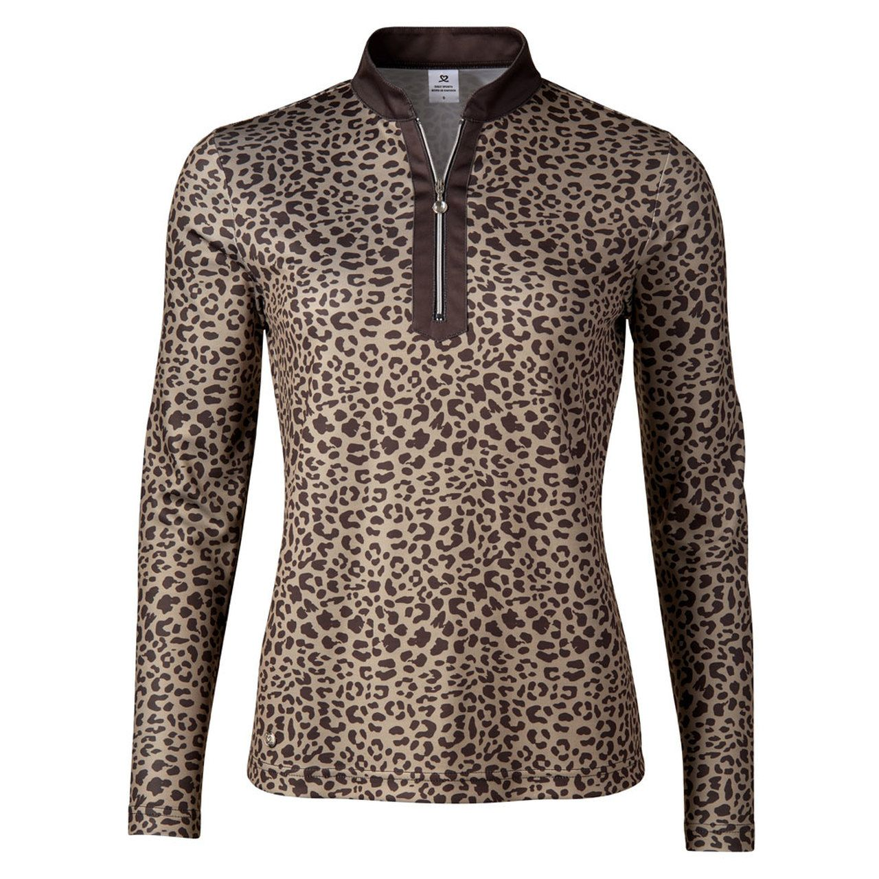 Be the envy of your friends in this animal print top from