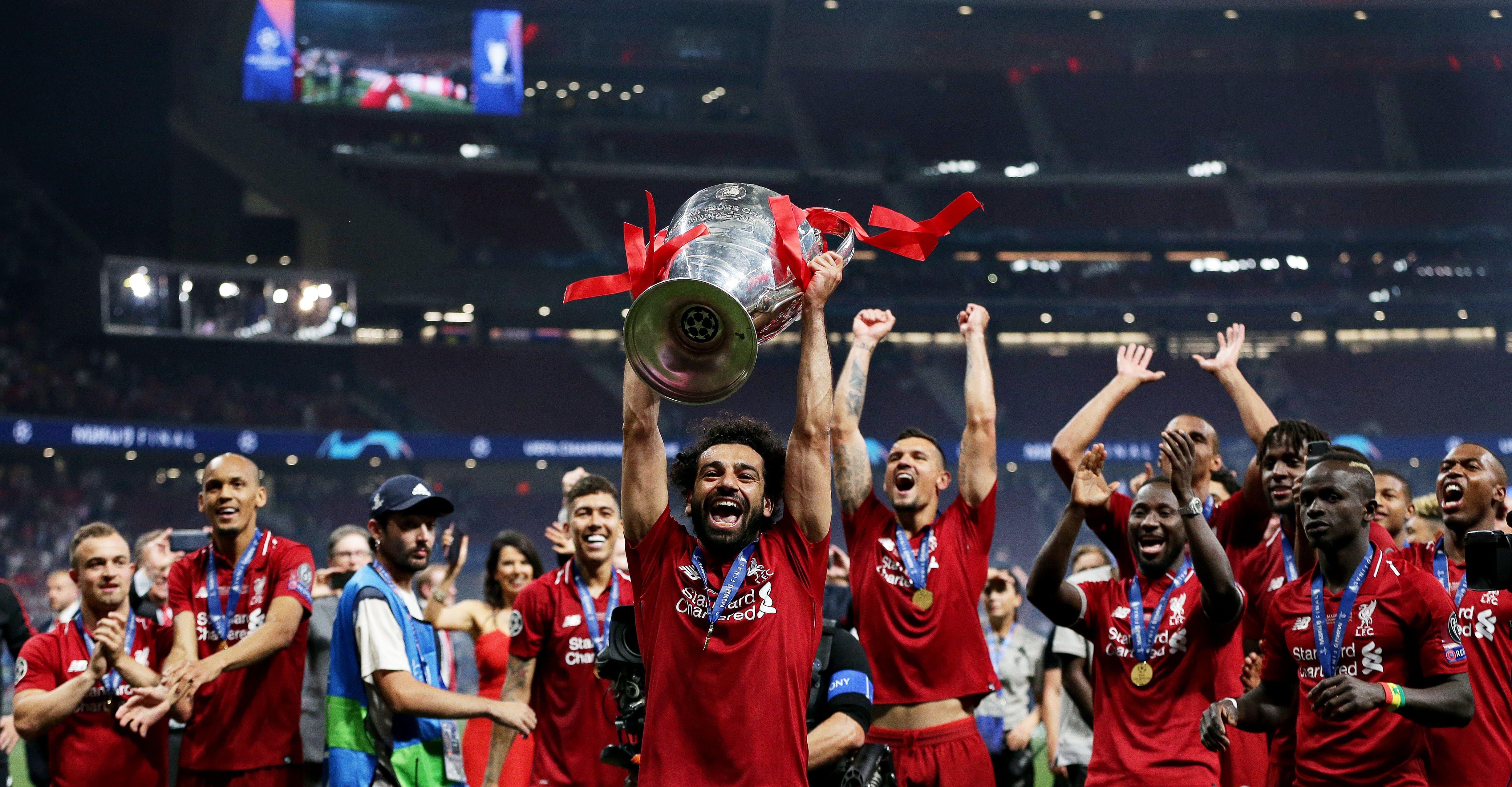 Champions League final 2019: Tottenham 0-2 Liverpool - in ...
