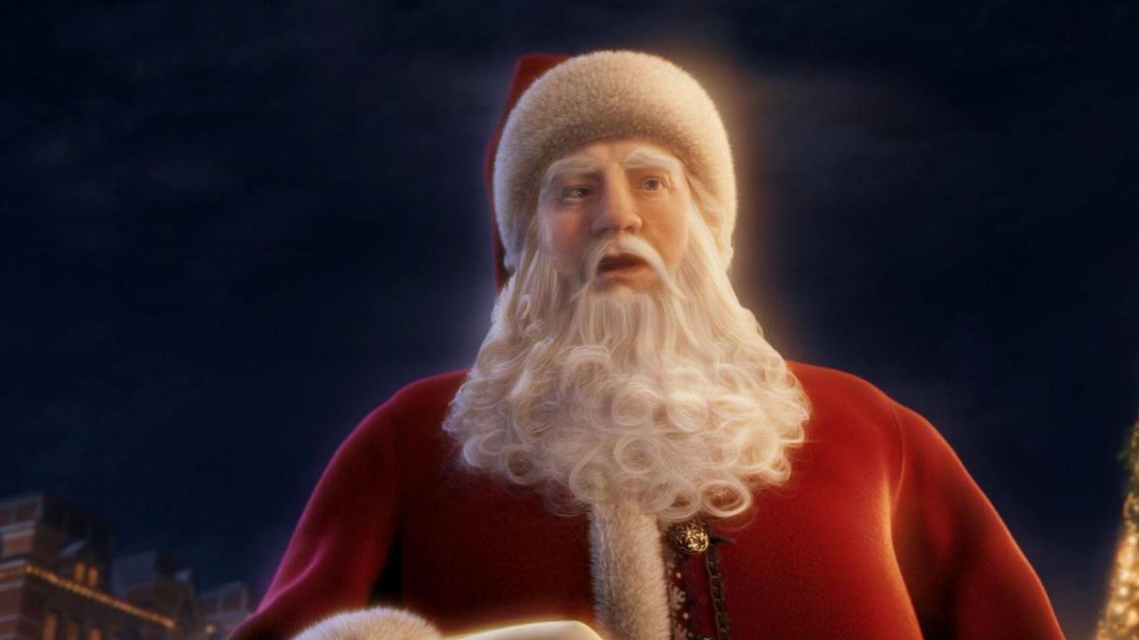 Zo ziet de kerstman eruit en ik ben het er niet mee eens
