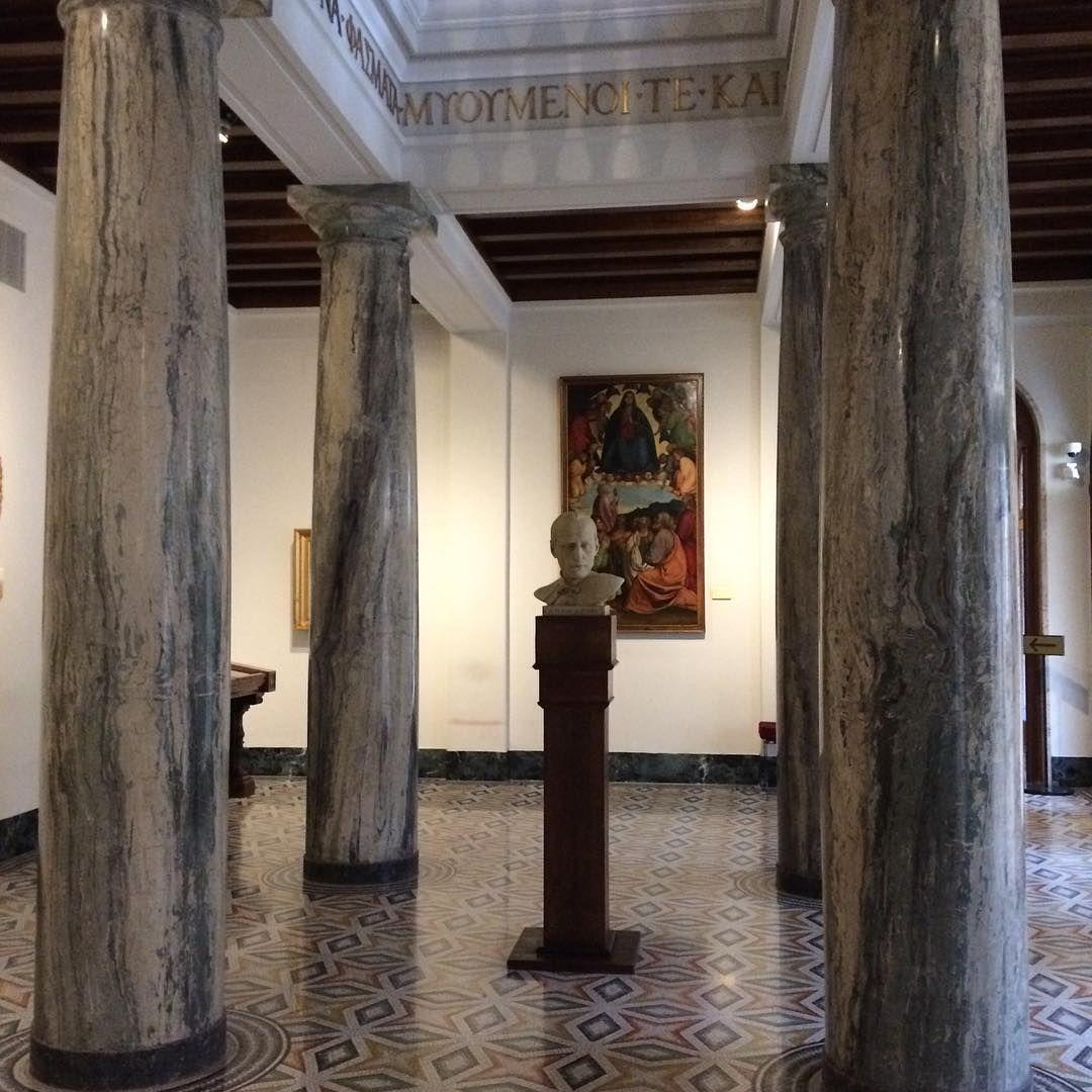 Pinacoteca ambrosiana #milanodavedere #visitmilano #milano #museo by lesvisitesdemaud