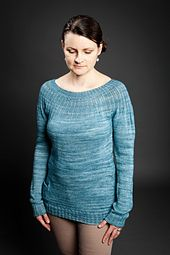 Ravelry: Water Tones pattern by Meiju K-P