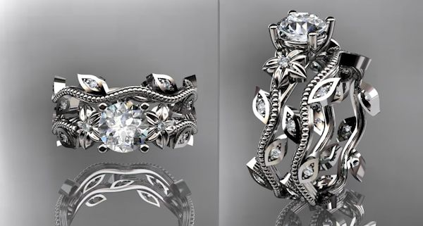 Cheap Bridal Ring Sets Canada