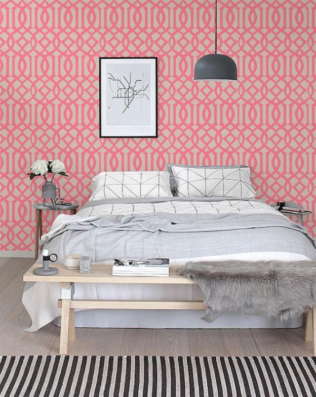 97 Breathtaking Master Bedroom Designs Removable Wallpaper Herringbone Wallpaper Self Adhesive Wallpaper