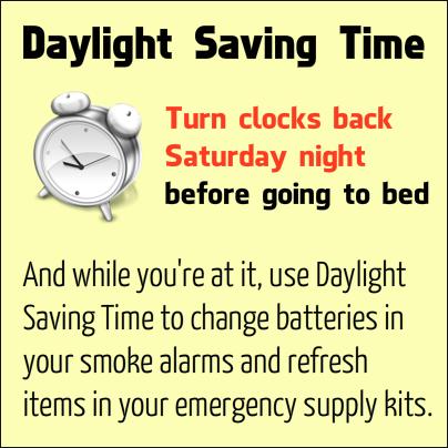 Daylight Savings Time Fall Back Google Search Daylight Savings Time Daylight Savings Turn Clocks Back