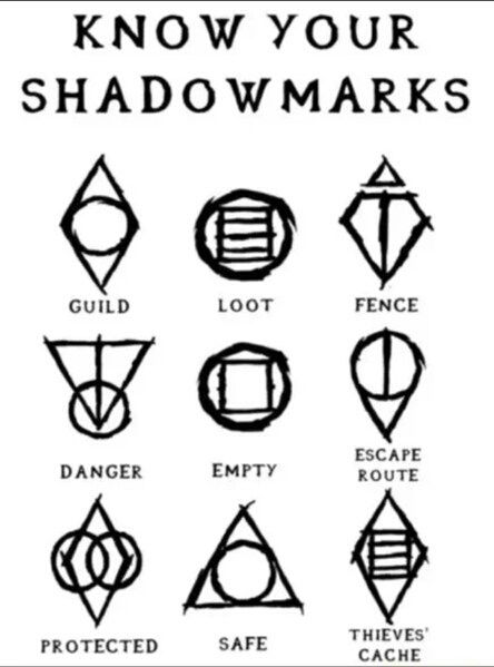 Skyrim Shadowmarks Recherche Google Tattoo Ideas Pinte