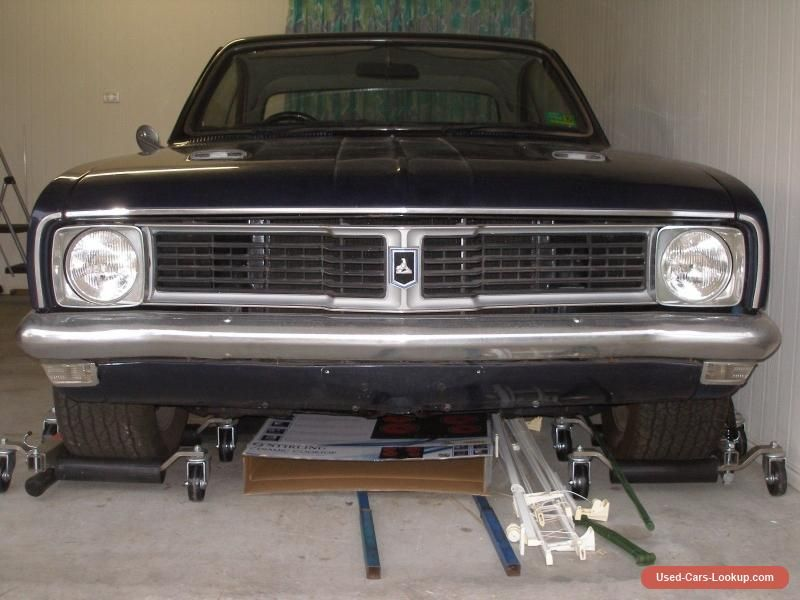 HOLDEN HT MONARO GTS-350 - 81837 MANUAL GENUINE RARE SHED FIND ...