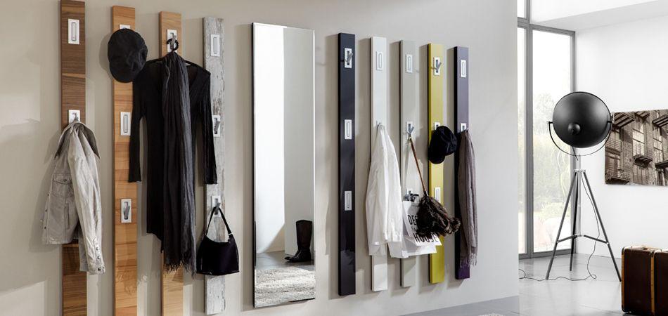 moderne Garderobe mit Haken-garderobe set