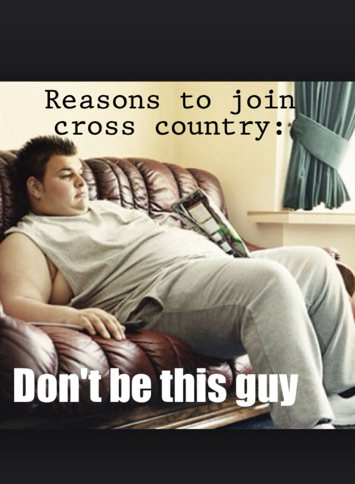 Funny running picture, cross country, so true lol