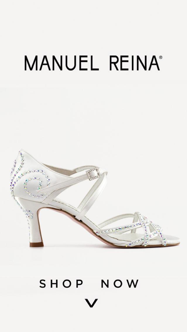 Si Te Casa Que Sea Con Unos Zapatos Hechos A Mano Para El Dia Mas Importante De Tu Vida Siquiero Somosnovio Shoes Wedding Shoes Mule Shoe