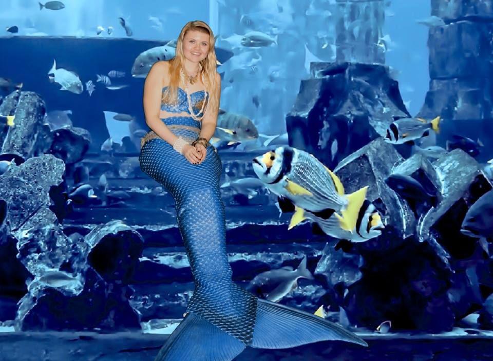 San Antonio Aquarium Mermaids Are Just One Of Thousands Of