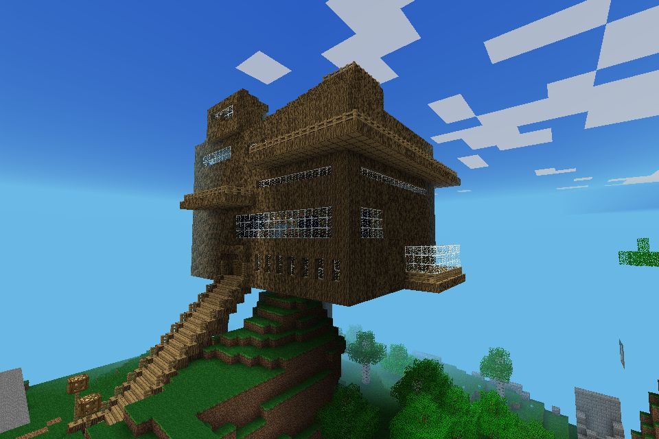 Case Di Montagna Minecraft : Immagini di case di montagna minecraft