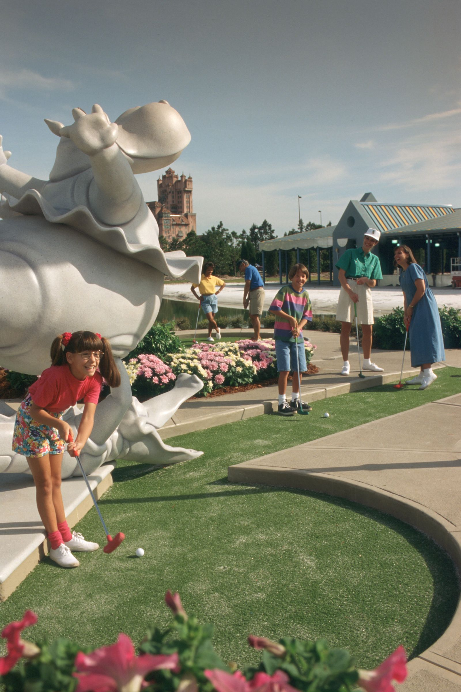 Make the most of your Disney vacation package by taking