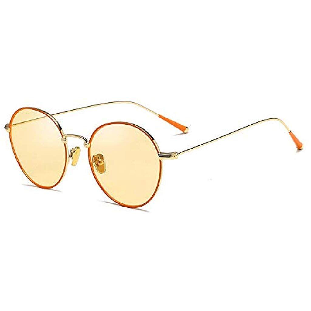 Lenti A Specchio Riflettenti Per Occhiali Da Sole Con Montatura Per Aviatore Emblem Eyewear