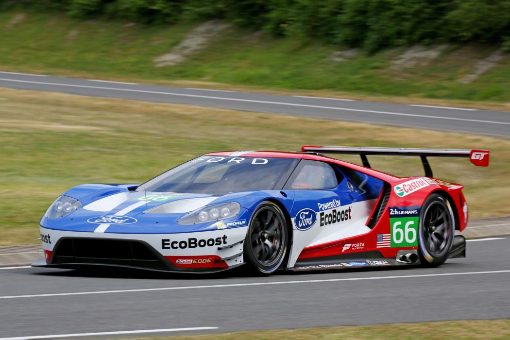 Ford Gt Lm Gte Pro Photo Gallery