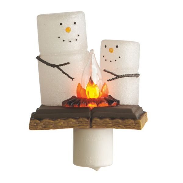 Smore Flicker Night Light
