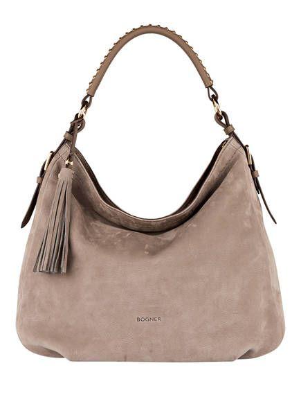 begehrte Auswahl an hübsch und bunt attraktiver Stil BOGNER - Hobo-Bag AISHA | Style | Breuninger, Taschen und ...