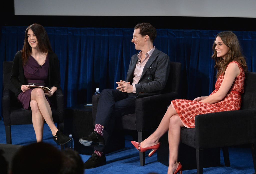"""Benedict Cumberbatch Photos: The New York Times' Timestalks & TIFF In Los Angeles' Presents """"The Imitation Game"""""""