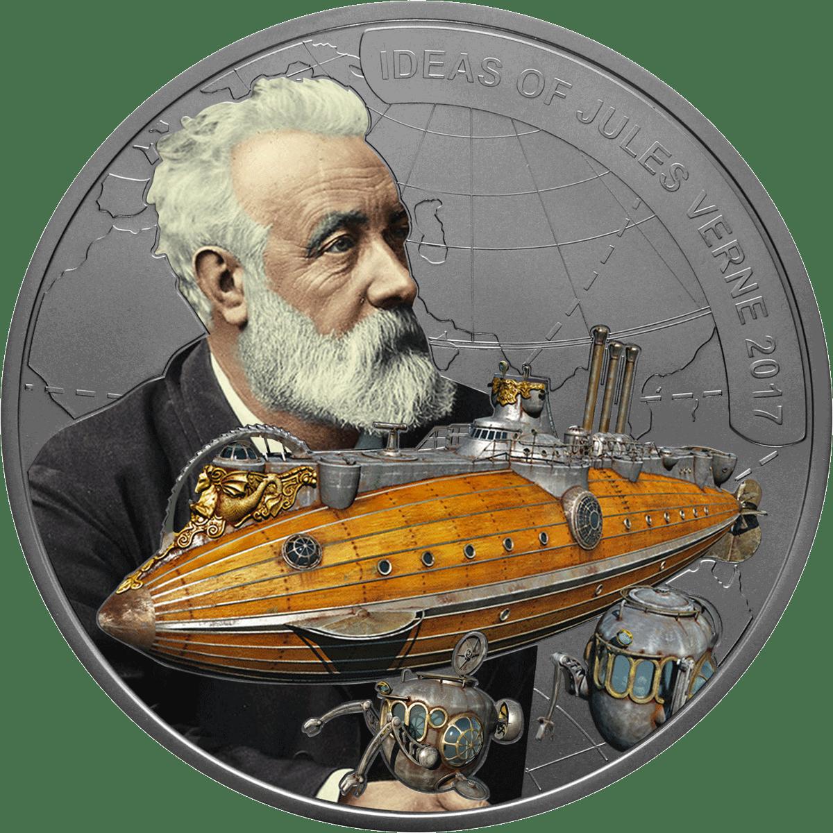 Αποτέλεσμα εικόνας για Jules Verne