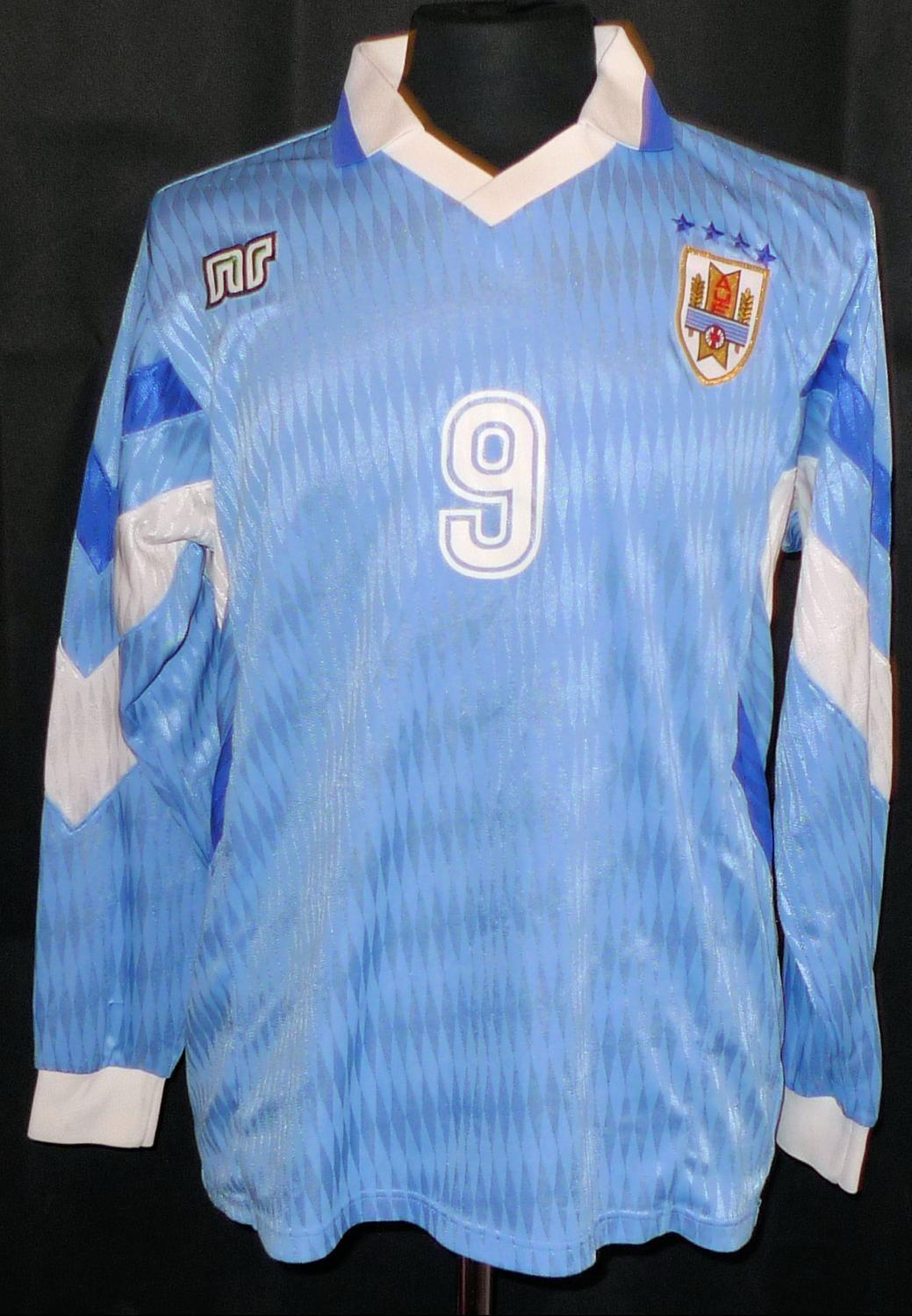 Uruguay football shirt 1995  9f96a093f3d75