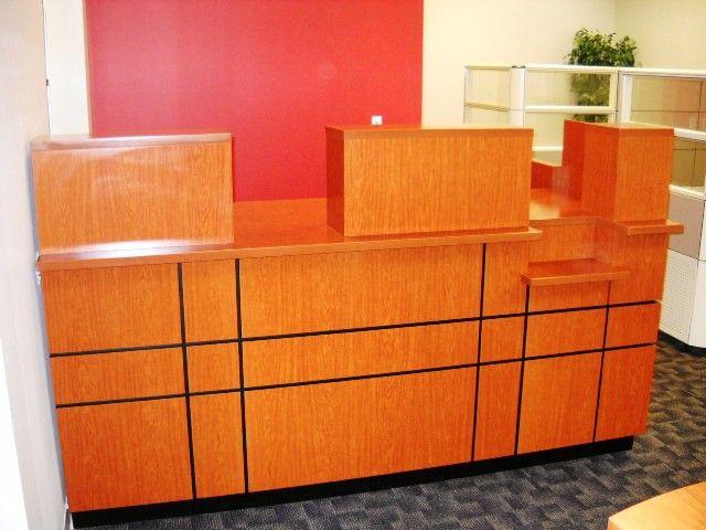 CREST Manufacturing   Office Furniture And Cabinets   Custom Laminate  Furniture