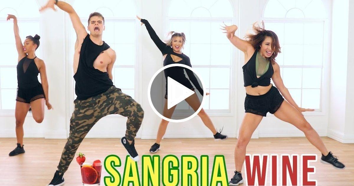 Sangria Wine  Camila Cabello x Pharrell Williams | Caleb Marshall x Blogilates | Cardio Concert #car...