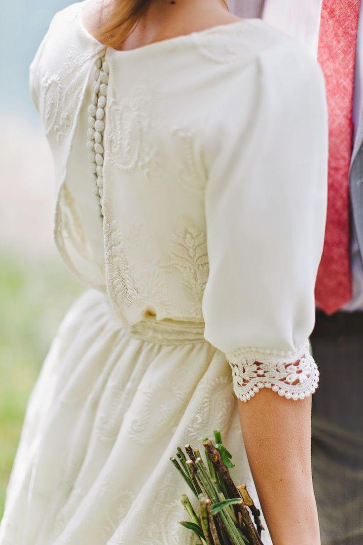 Hochzeitshighlights: Das Kleid