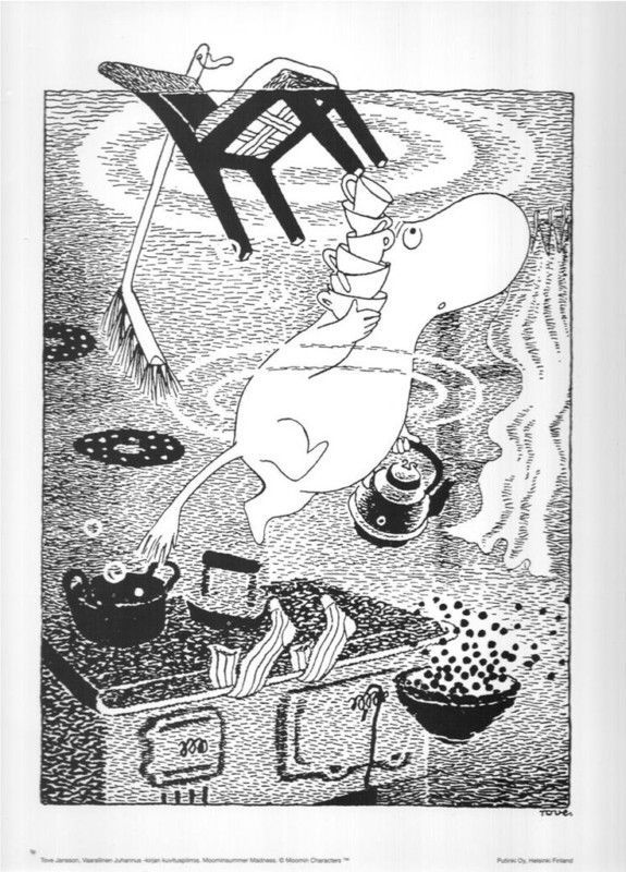 Http Galleryplus Ebayimg Com Ws Web 300804612253 1 0 1 1000x1000 Jpg Moomin Tove Jansson Doodle Inspiration