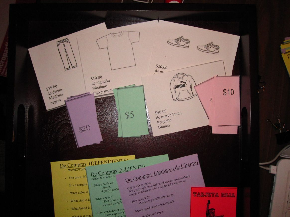 Resources For La Ropa Unit With Images