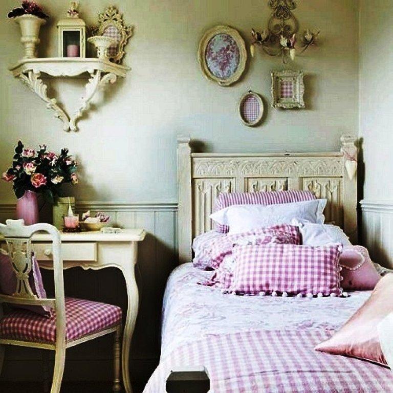 Dormitorio shabby chic Shabby